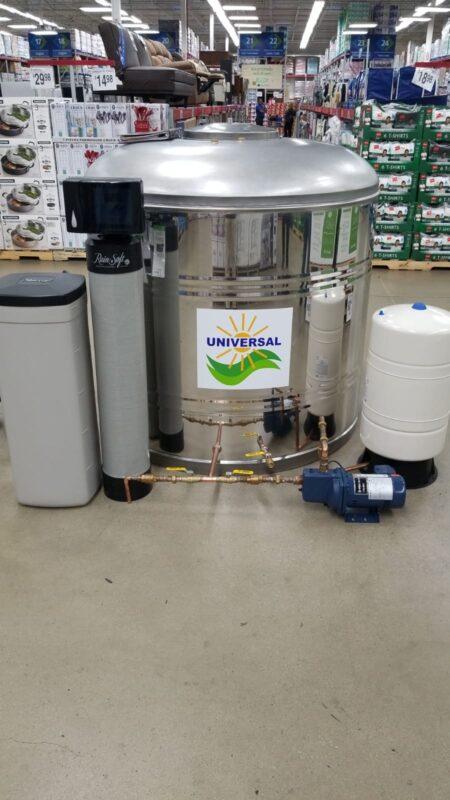 cisterna universal