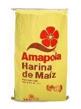 Amapola Harina de Maiz