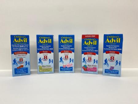 Advil-children