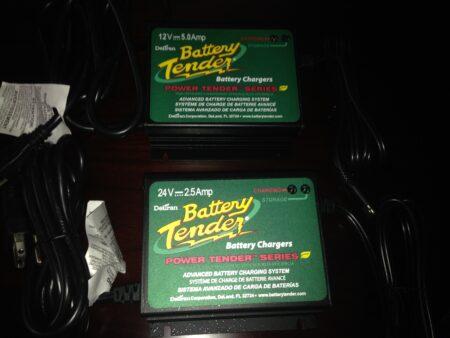 Cargadores Bateria