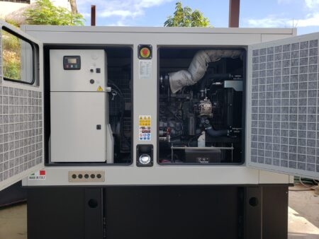 Mantenimiendo y Servicio para Generadores Eléctricos