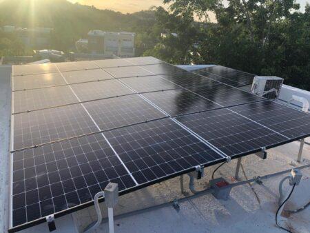 Panel Solar- Windmar