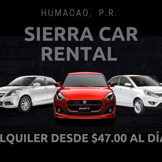 Sierra Car Rental