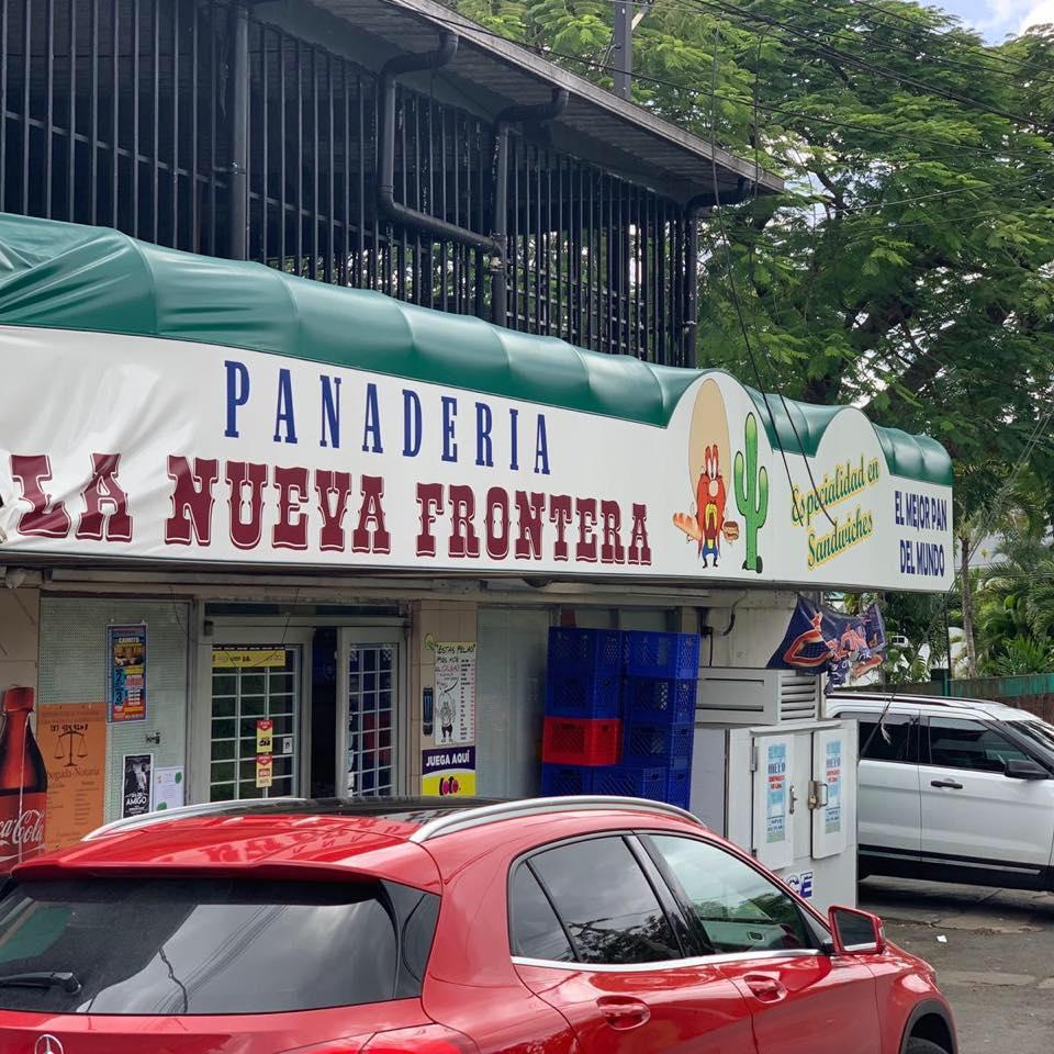 Panadería la Nueva Frontera