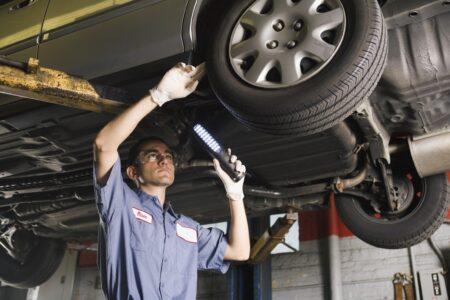 Centro de inspección para vehículos diesel y gasolina