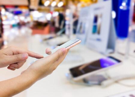 Venta de Teléfonos Celulares