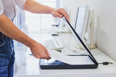 Envío y Digitalización de Documentos